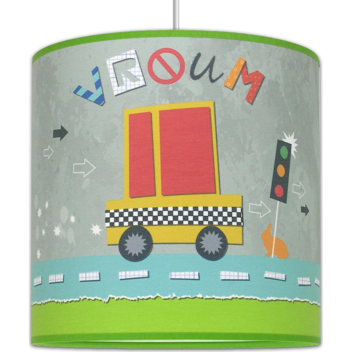 Lampe suspension ça roule